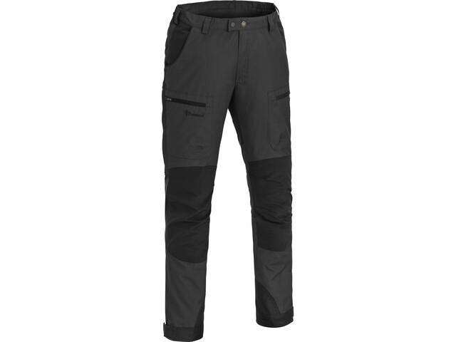 Pinewood Caribou TC Pantalones Hombre, dark anthracite/black